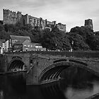 Castle and Cathedral by Ray Clarke