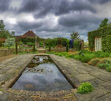 Millenium Garden Panorama by Bob Culshaw