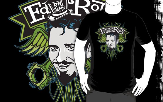 "Ed ""Big Daddy"" Roth by satansbrand"