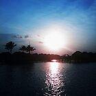 sunset by ryfaa