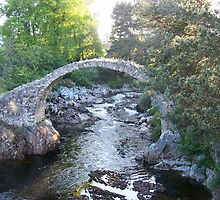 Ancient Packhorse Bridge by JJsEscape