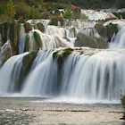 krka national park - croatia by jwsparkes