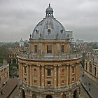 Oxford View of the Dome by DIANE  FIFIELD