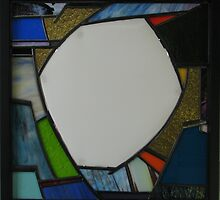 Square Mirror No 3 by Jeffrey Hamilton