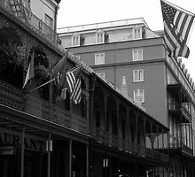 The French Quarters- New Orleans, LA by Amanda Yetman