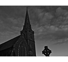 St Matthew, Church Photographic Print
