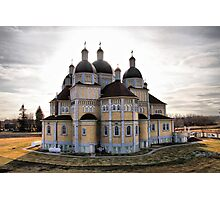 Ukrainian Catholic Church of the Immaculate Conception Photographic Print