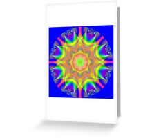Center of Attention Greeting Card