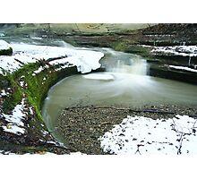 Lower LaSalle Falls Photographic Print