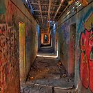 The way out of the Asylum by njordphoto