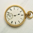 pocket watch by ccsad