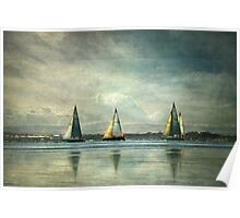 Sailing Home Poster