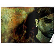 (Meh...) I burn for You Poster
