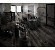 "The Ghosts of Alcatraz ""Jim Quillen "" Photographic Print"