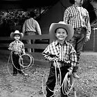 Roping Family by photosbytony