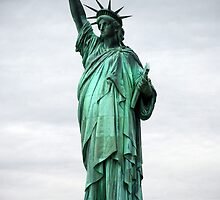 Lady Liberty by pangea