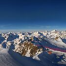 Alpine Skiing by Stefan Trenker