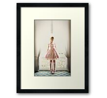 Angelic Princess Framed Print