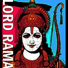 LORD RAMA by OTIS PORRITT