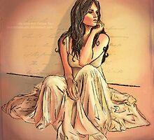 My Love Will Follow You by Ashley Christine Valentin