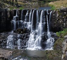 Ebor Falls, Waterfall Way, NSW by Penny Brooks