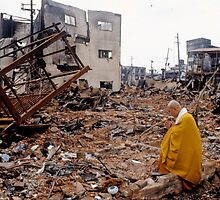Earth quake (4), 1995  KOBE  JAPAN by yoshiaki nagashima