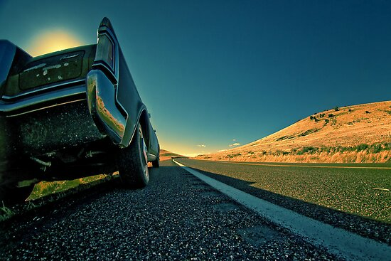 AZ Highway by Jerry Hazard