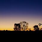 Goondiwindi Sky by VigourGraphics
