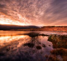 Loch Doon Sunrise by Jim Richmond