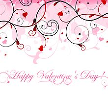 happy Valentine's day by ativka
