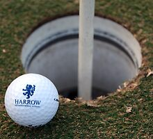 Harrow Golf by Philip Alexander