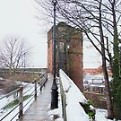 Walk Around the Walls, King Charles' Tower, Chester, UK by AnnDixon