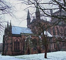 Chester Cathedral, UK by AnnDixon