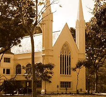 St Andrew's Cathedral, Singapore by Jan Stead JEMproductions