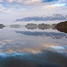 Skiddaw from Derwent Water by David Lewins LRPS