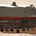 old barn... by Lynne Prestebak