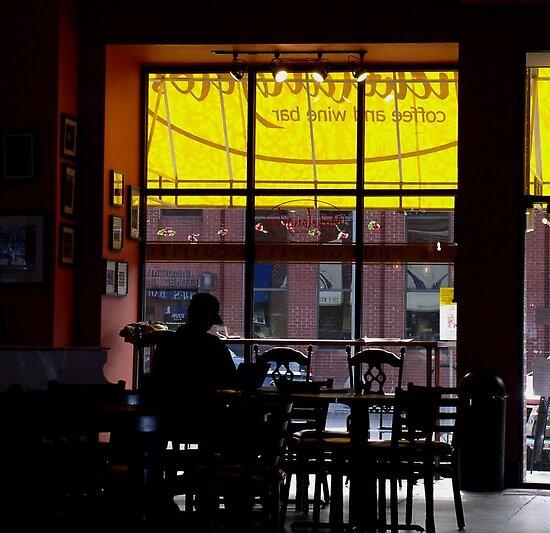 Coffee Shop by carol selchert