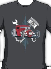 Hot Rod Garage T-Shirt