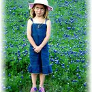 Texas Bluebonnet Princess by April-in-Texas