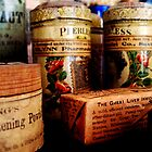 Liver Pills in General Store by Susan Savad
