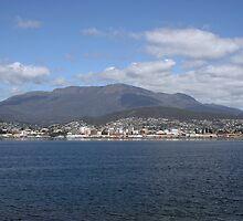 Gods Country! - Hobart Tasmania Australia by PaulWJewell