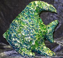 Green Fish, Blue Fish by MelDavies