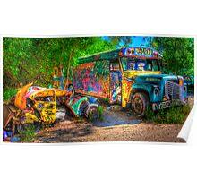 Jimbo's Magic Bus (and Squashed Bug, too) Poster