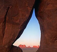 Monument Valley #12 by Mike Norton