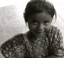 Mayan Child by Alex Marshall