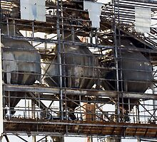 Pivot fertilizer plant Footscray by MDC DiGi PiCS