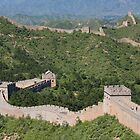 Jinshanling Great Wall by Stephen Greaves