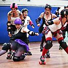 Newcastle Roller Derby League January Jam 1 by Mark Snelson