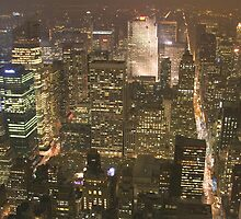 New York by Stephen Greaves