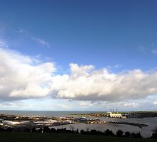 Larne Harbour by Stephen Maxwell